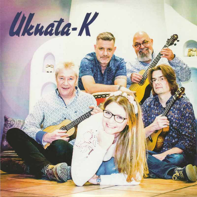 Ukuata-K - Ukuata-K (Front Cover) | Click to enlarge