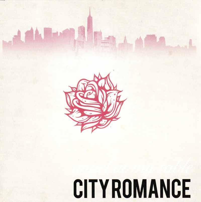 Angel at my Table - City Romance (Front Cover)