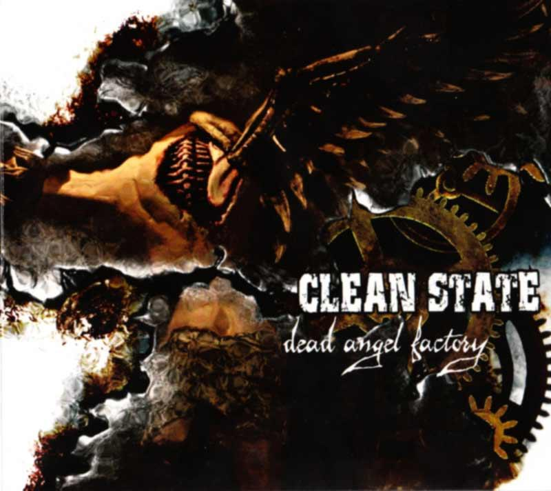 Clean State - Dead Angel Factory (Front Cover)