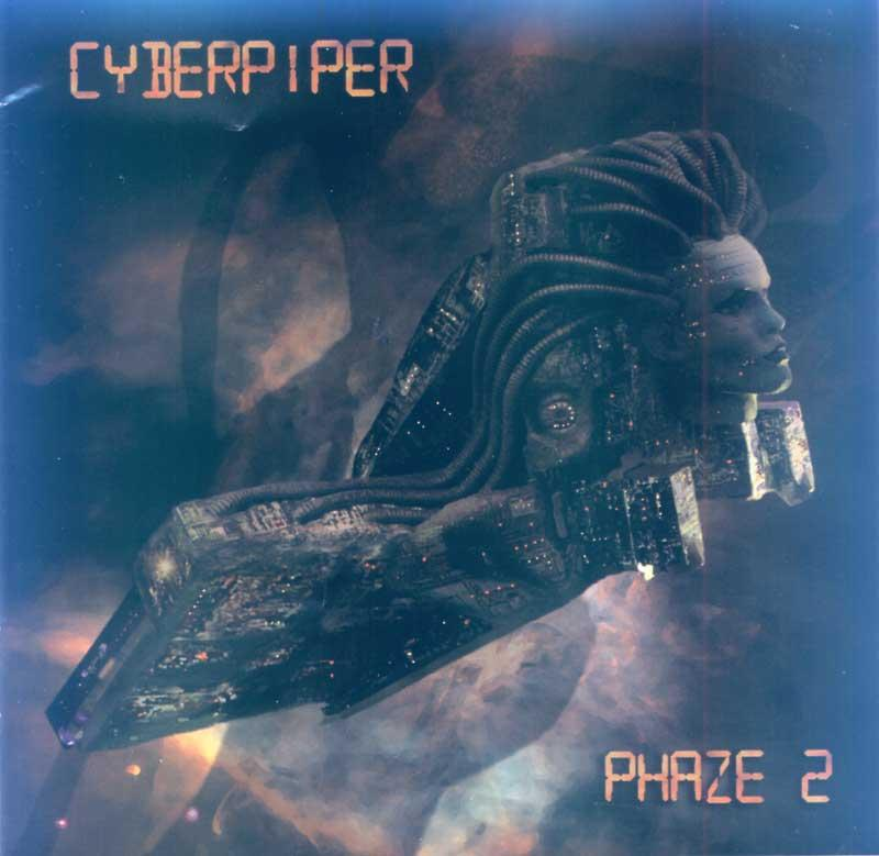 Cyber Piper - Phaze2 (Front Cover)