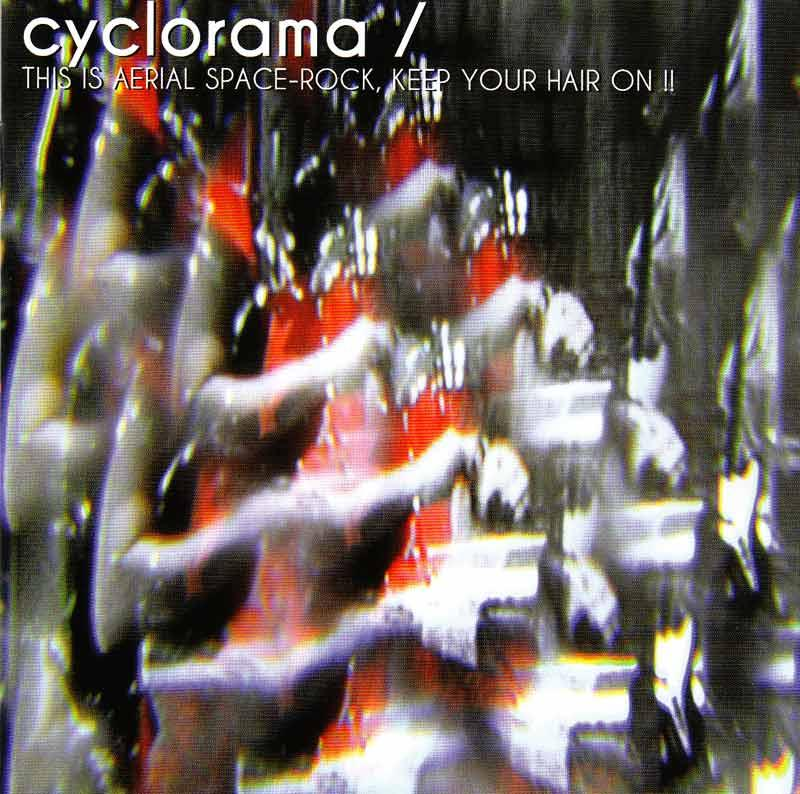 Cyclorama - This is Aerial Space-Rock (Front Cover)