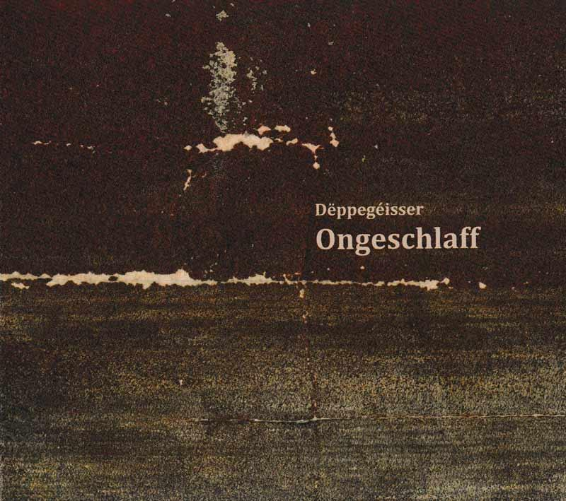 D�ppeg�isser - Ongeschlaff (Front Cover)