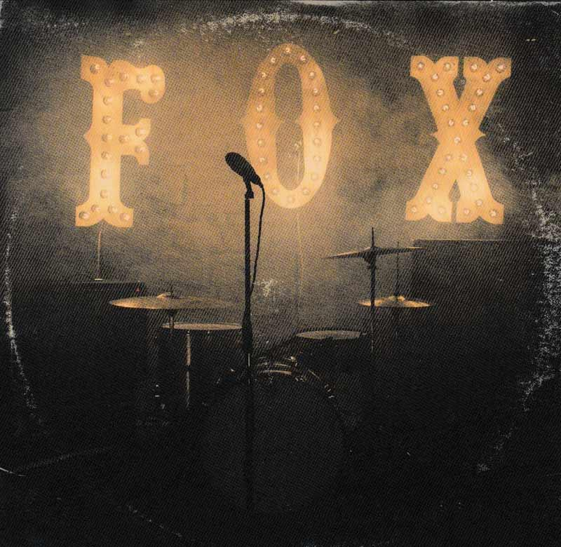 Fox - Fox (Front Cover)