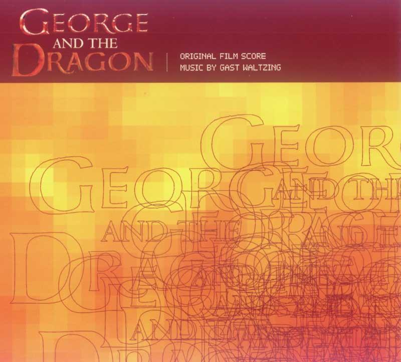George and the Dragon - O.S.T. (Front Cover)