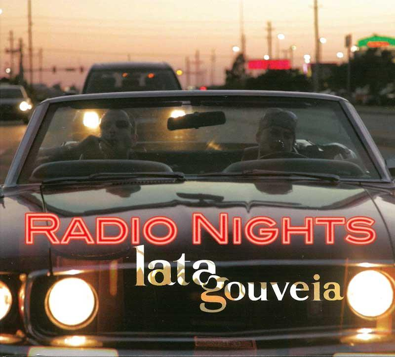 Gouveia Lata - Radio Nights (Front Cover)