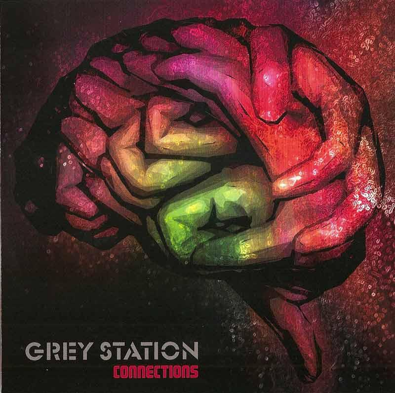 Grey Station - Connections (Front Cover)