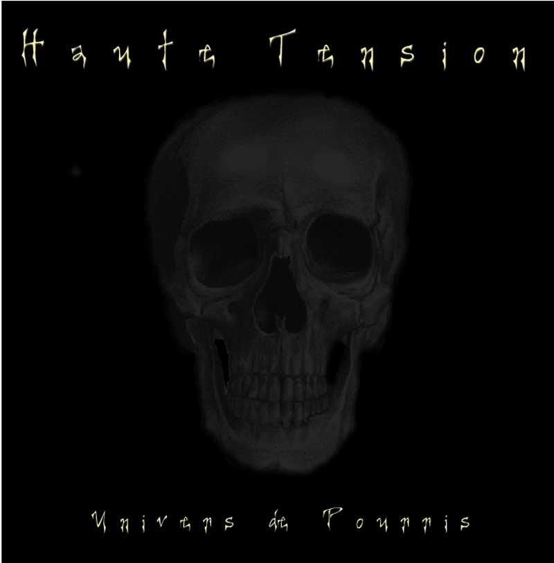 Haute Tension - Univers de Pourris (Front Cover)