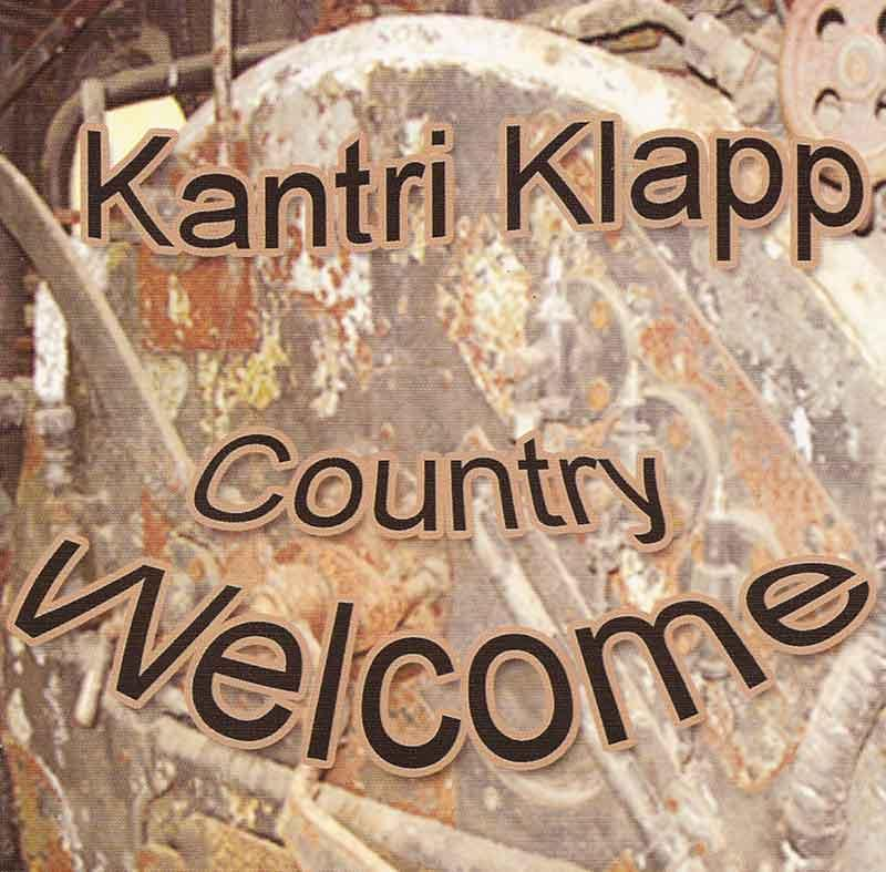 Kantri Klapp - Welcome (Front Cover)