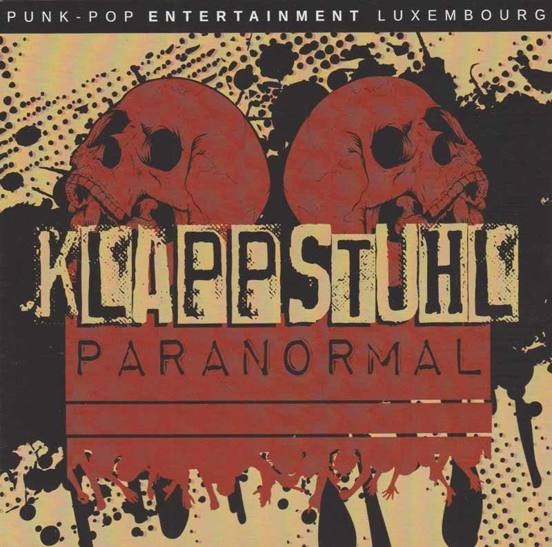 Klappstuhl - Paranormal (Front Cover)