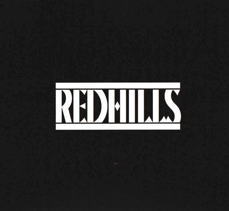 Redhills - Redhills (Front Cover)