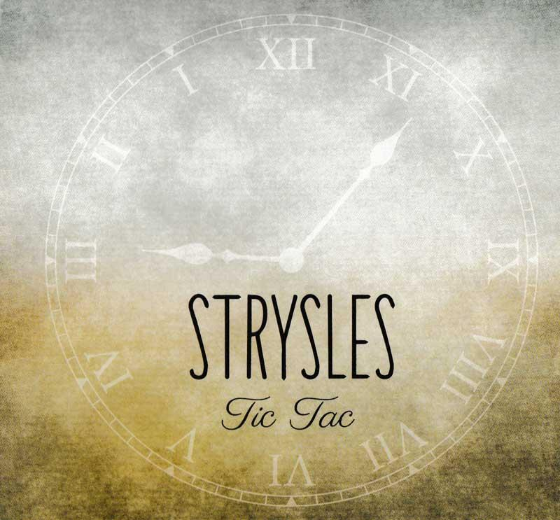 Strysles - Tic Tac (Front Cover)