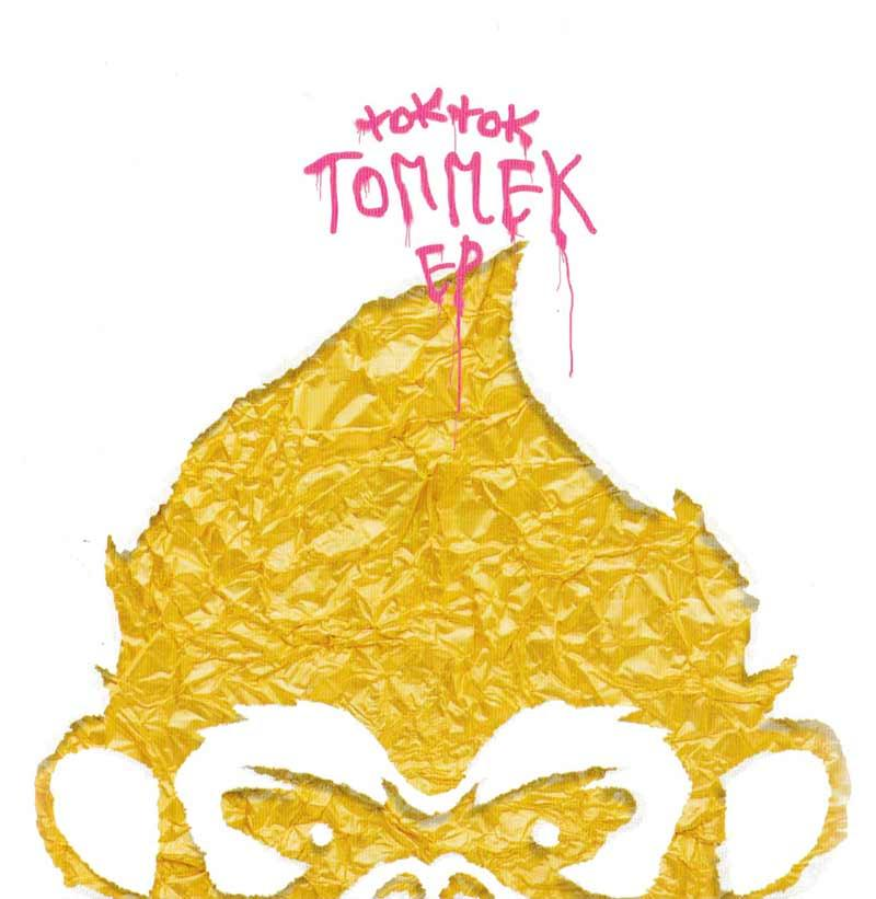 Tommek - Tok Tok (Front Cover)