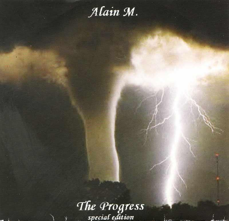 Alain M. - The Progress Special Edition (Front Cover)
