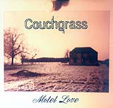 Couchgrass - Motel Love (Front Cover)