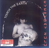 Everyday Zulu - Touch the earth (Front Cover)