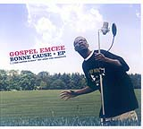 Gospel emcee - Bonne cause EP (Front Cover)