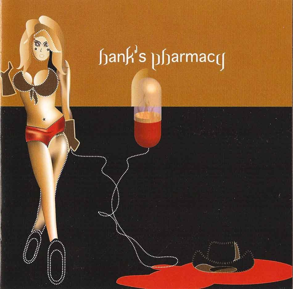 Hank's Pharmacy - Hank's Pharmacy (Front Cover)