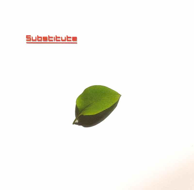 Substitute - Substitute (Front Cover)